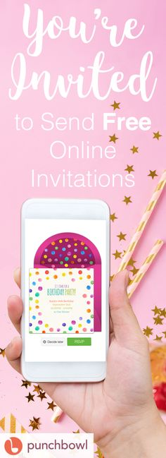 Paper invites are too formal, and emails are too casual. Get it just right with online invitations from Punchbowl. Birthday Surprise For Mom, Birthday Message For Boyfriend, Birthday Ideas For Her, Cards For Boyfriend, Husband Birthday, Funny Boyfriend, Birthday Table, Birthday Games, Birthday Diy