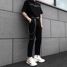hipster outfits for rainy days Hipster Outfits, Edgy Outfits, Korean Outfits, Grunge Outfits, Fashion Outfits, Fashion Trends, Fashion Ideas, Grunge Dress, Fashion Guide