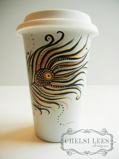 1000 images about diy dreams on pinterest paint your - Ceramic mug painting ideas ...