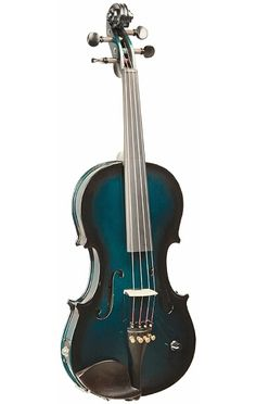Barcus-Berry BAR-AE Acoustic-Electric Violin - Green