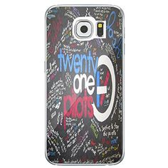 Twenty One Pilots Mural Fan Art for Iphone and Samsung Galaxy (Samsung Galaxy s6 white)