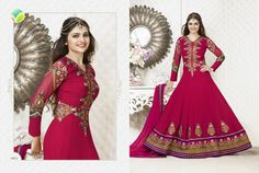KASEESH CLUB BOLLYWOOD LATEST COLLECTION #kaseeshclubbollywood  #kaseeshbyvinay #longgownstyleanarkali check our facebook page Desi Libas Mumbai for all collection.