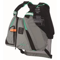 Onyx Outdoor Movevent Dynamic Vest, Blue