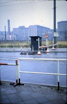 Potsdamer Platz, Berlin, 29 August 1962