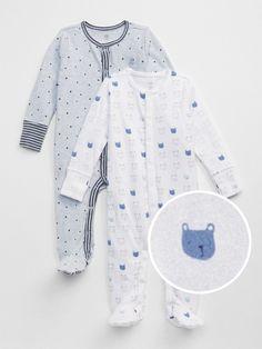 Newborn Romper One piece boys pajamas  RAD TO THE BONE