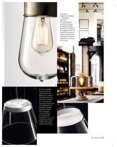 #Diaphanès collection by #deMajo featured in #VilleCasali september issue