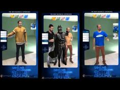 Augmented Reality (for Samsung) Augmented Reality, Samsung, Technology, Youtube, Tech, Tecnologia, Youtubers, Youtube Movies