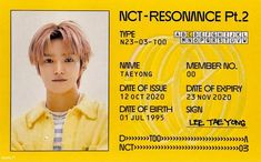 K Pop, Nct Group, Nct Doyoung, Photo Scan, Nct Taeyong, Aesthetic Desktop Wallpaper, Pop Collection, Text Quotes, Nct 127