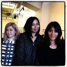 【ELLE】 tinasukeの ママエディター日記| Bijou R.I.展示会へ♥|エル公式ブログ