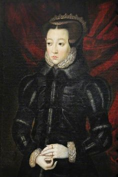 1550s_Katherine Knyvett, Lady Paget  Artist: British (English) School  National Trust (Plas Newydd)