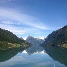 Noruegian Fiords