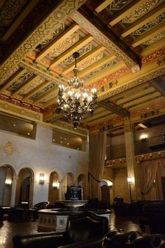 Hollywood Event Venues | The Hollywood Roosevelt Hotel
