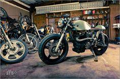 Cafe Racer Magazine | Honda CM400 Cafe Racer - Retro Moto - SYB Magazine - SYB Magazine
