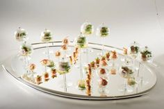 Luxembourg's entry in the Bocuse d'Or 2012 competition.