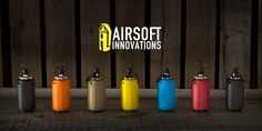 Europe's best webshop with a wide range of airsoftguns, accessories and tactical equipment. Airsoft, Shops, Tactical Equipment, Innovation, Water Bottle, Banner, Canning, Products, Tactical Gear