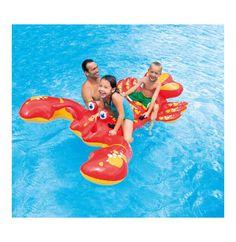 INTEX Lobster Ride On Orange - Lowest Prices & Specials Online   Makro