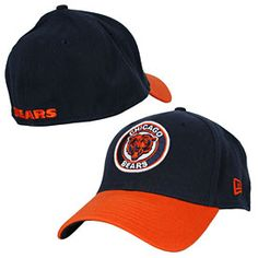 Get this Chicago Bears Ring It Up Classic 3930 Fitted Cap at ChicagoTeamStore.com