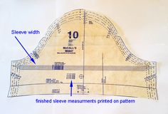 Pattern Adjustments: How to Ensure Your Sleeve Fits Perfectly