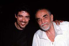 Vittorio Gassman nasceva 91 anni fa, il figlio Alessandro festeggia su twitter Robert Burns, Cinema Movies, Che Guevara, Portrait, Couple Photos, Couples, Grande, Fan, Artists