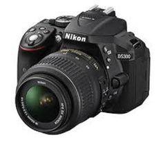 Nikon D5300: A Mid-Range DSLR with a new Image Sensor, Wi-Fi, and GPS