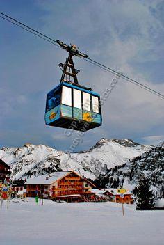 Oberlech am Arlberg, Lech-Zurs, Tirol, Austria by AndyEvans
