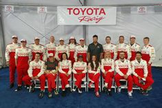 Twitter / toyotaracing: The entire field of the 2013 ... Love maks