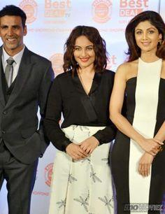 Ex Couple #AkshayKumar and #ShilpaShetty together! Catch the shocking story on http://momoviez.com/