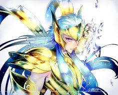 Soul Of Gold Aquarius God Cloth Camus
