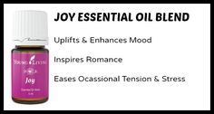 Joy Essential Oil Uses for Moms and Kids at B-Inspired Mama