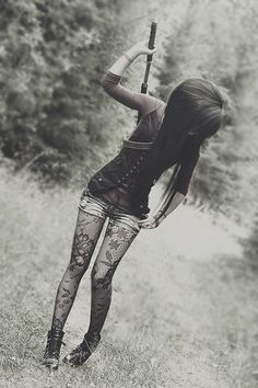 cute emo outfits | Black hair Body Cute Emo Emo girl Fashion Field Girl Hair Kkk Outfit ...