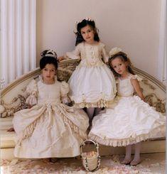 amazing baroque style girls dresses