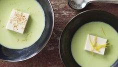 Silken Tofu and Edamame Soup   The Splendid Table