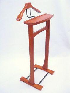 Ashton Wardrobe Valet Stand