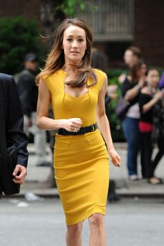 Maggie Q in Manhattan