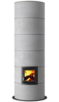 Pellet Stove, Cement, Rondo, Stoves, Fire Pits, Interior Ideas, Projects, Home Decor, Log Burner Fireplace