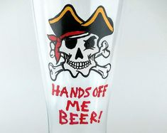 Hand Painted Glass Ware - Custom and Personalized Gifts by Jodistuff