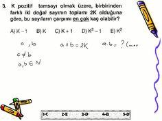 3 D, Math Equations