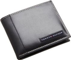 Tommy Hilfiger Mens Cambridge Passcase Price: $21.85