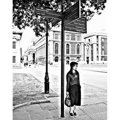 Lost in Greenwich