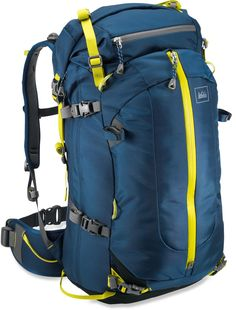 Gear of the Year! Climbing Magazine's 2012 Gear Guide — REI Pinnacle 35 Pack