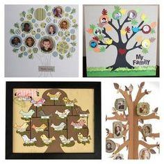 Family History Tree ideas