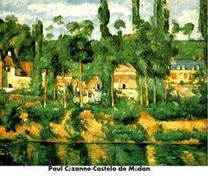 Cézanne - Expressionismo: Principais artistas