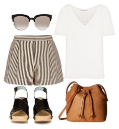 Untitled #16 by adridan on Polyvore featuring polyvore mode style Halston Heritage 3.1 Phillip Lim Marc Jacobs ECCO Christian Dior fashion clothing