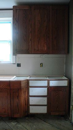 How to Paint Laminate Cabinets - need this to paint the cabinets int he motor home!