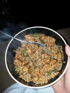 Chicken Fried Rice - 410 Calories (serves 1) #cwp #cambridgeweightplan @cambsweightplan
