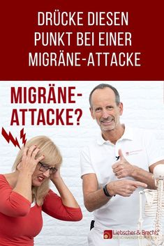 Migraine attack: press this point! - Is a migraine attack on your way again? Today we show you a very special point on the back of your - Wellness Fitness, Yoga Fitness, Health And Wellness, Health Fitness, Pranayama, Menopause, Bruce Lee, Health Motivation, Monday Motivation