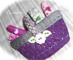 TWINKLE PATCHWORK: costura