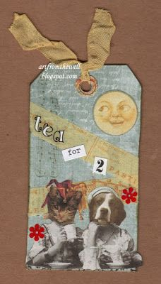 art from the well Animal Heads, My Design, Dog Cat, Crafts, Animals, Art, Art Background, Manualidades, Animales
