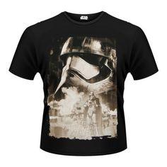 Camiseta Capitan Phasma - Star Wars