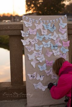 memorial wall at event honoring lost babies for Babies Loss Awareness Month Forgotten My Baby Girl, Baby Love, Infant Loss Awareness, Pregnancy And Infant Loss, Funeral Memorial, Child Loss, Bereavement, Creative Activities, Special Day